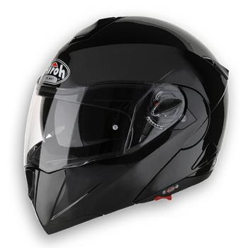 Мотошлем Airoh C100 Black Metal 2XL