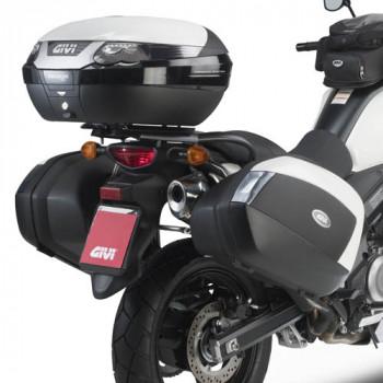 Крепеж GIVI PLX3101 под боковые кофры SUZUKI DL 650 V-STROM L2 (11> 12)
