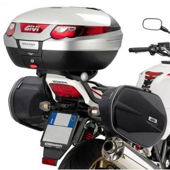 Спец. крепёж GIVI TE224 для боковых сумок с системой EASYLOCK HONDA CB 1300 (2010)