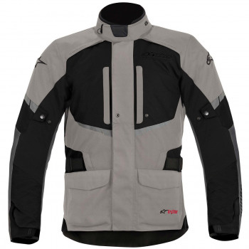 Мотокуртка Alpinestars Andes Grey-Black XL