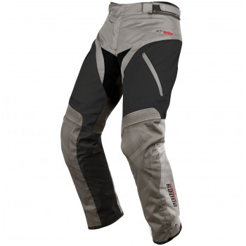 Мотоштаны Alpinestars Andes Grey-Black 2XL