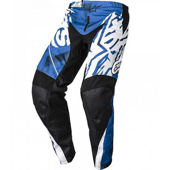Мотоштаны Alpinestars Racer Blue-Black M