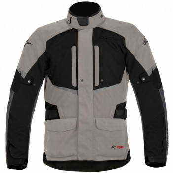 Мотокуртка Alpinestars Andes Grey-Black 2XL