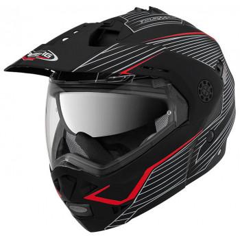Мотошлем Caberg Tourmax SONIC Matt Black-Red L