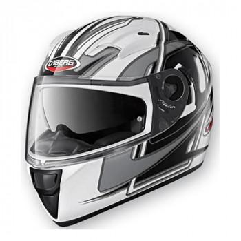 Мотошлем Caberg Vox Speed White-Black-Anthracite XS