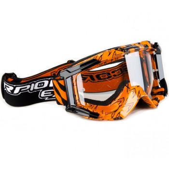 Мотоочки Scorpion Orange-Black