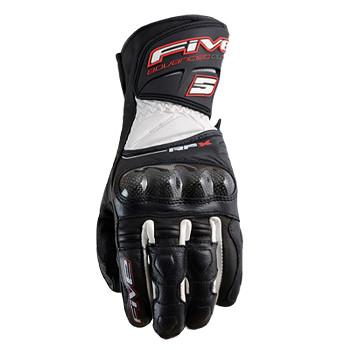 Мотоперчатки Five RFX New Air Black-White 2XL