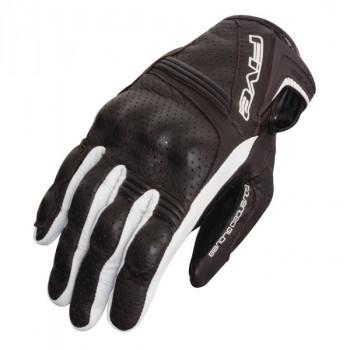 Мотоперчатки кожаные Five Sport City Brown M