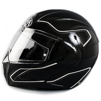 Мотошлем Airoh Miro XRP 600 Black 2XL