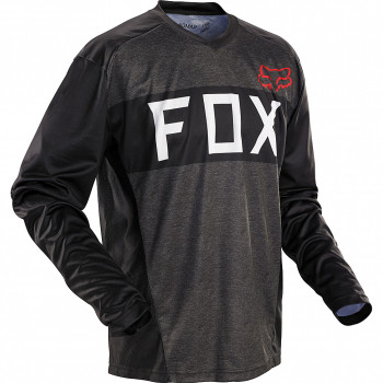 Джерси Fox Nomad Nion Black XL