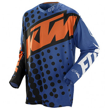 Джерси Fox 360 KTM Orange-Blue L