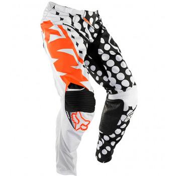 Кроссовые штаны Fox 360 KTM Black-White 34