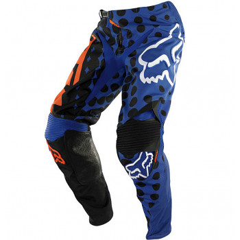 Кроссовые штаны Fox 360 KTM Orange-Blue 32