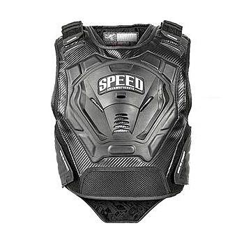 Моточерепаха Speed&Strength Lunatic Black L-XL