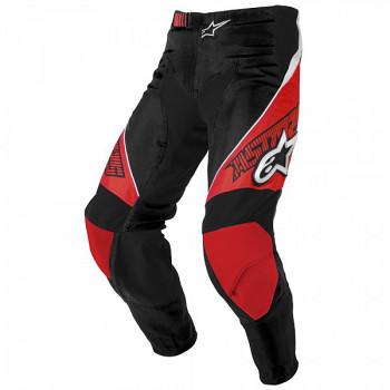 Мотоштаны Alpinestars Racer Red-Black 28