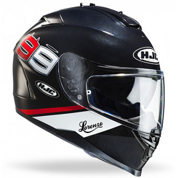 Мотошлем HJC IS17 Lorenzo 99 MC5 M