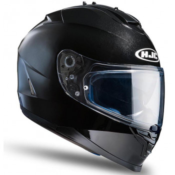 Мотошлем HJC IS17 Metal-Black S