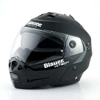 Мотошлем Blauer Sky Matt Black XL