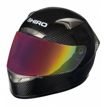 Мотошлем Shiro SH 335 Carbone XL