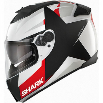 Мотошлем Shark Speed-R MXV Texas White-Black-Red XS