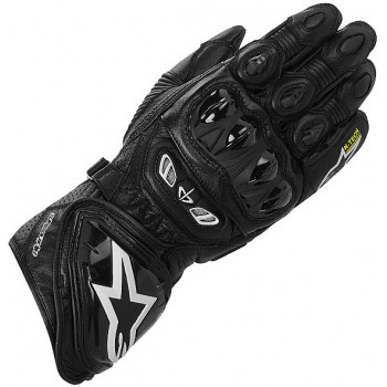 Мотоперчатки кожаные Alpinestars GP Tech Black M