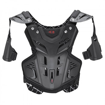 Моточерепаха EVS F2 CHEST PROTECTOR Black XL