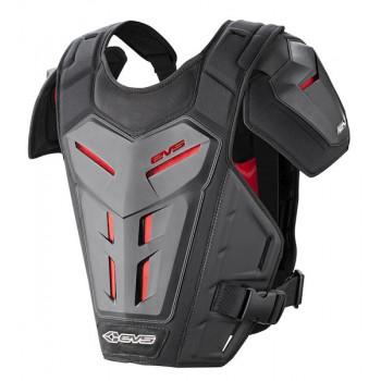 Моточерепаха детская EVS Revo5 Under Protector Black