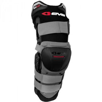 Мотонаколенники EVS SX02 Black S (1 колено)