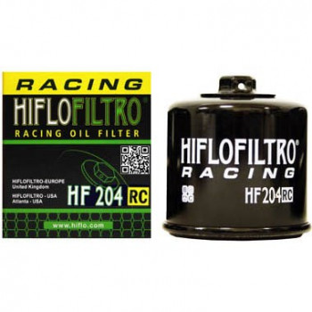 Масляный фильтр HiFlo Filtro Racing Performance HF204RC