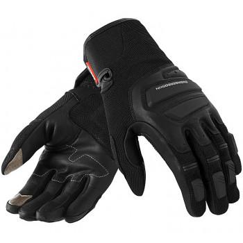 Мотоперчатки REVIT Neutron Black S