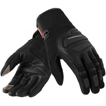 Мотоперчатки REVIT Neutron Black 2XL