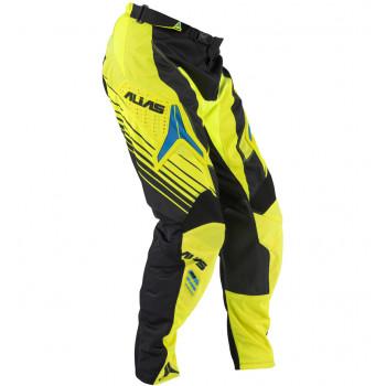 Мотоштаны Alias A1 Black-Neon Yellow 40 (2015)