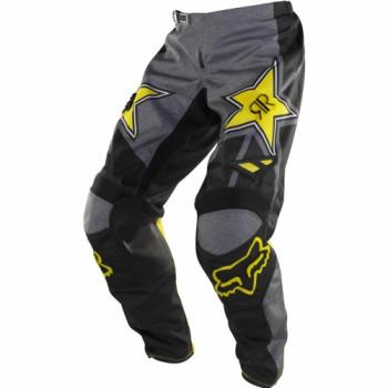 Кроссовые штаны Fox 180 Rockstar Grey 38