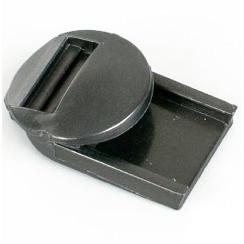 Держатель верхних стяжек на боты FOX Instinct/Comp 8 Black