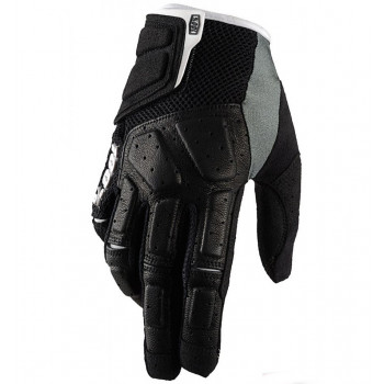Мотоперчатки Ride 100% SIMI Black S