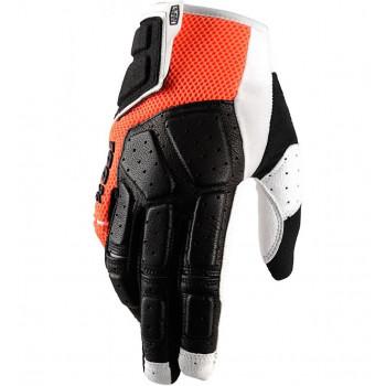 Мотоперчатки Ride 100% SIMI Orange M