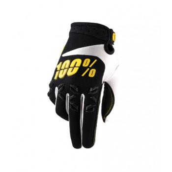 Мотоперчатки Ride 100% Airmatic Black L