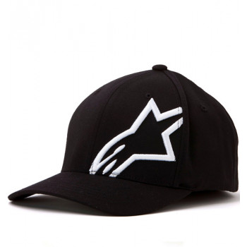 Кепка Alpinestars Corp Shift 2 Black-White S-M