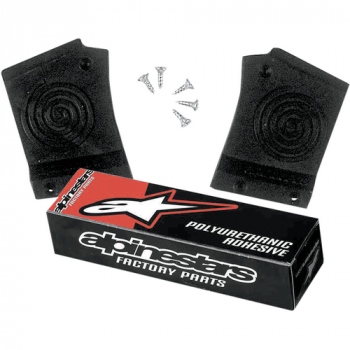 Запчасти для мотобот Alpinestars Sole Inserts for Tech8 Black 12-13