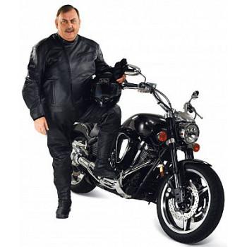 Мотокуртка IXS Samson 2 Black 140G