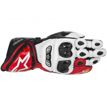 Мотоперчатки Alpinestars GP Tech White-Red-Black M