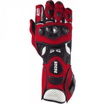 Мотоперчатки IXS RX-4 Black-Red S