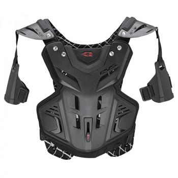 Детская моточерепаха EVS F2 Chest Protector Black