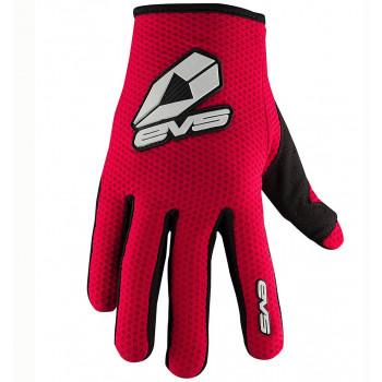 Мотоперчатки EVS Basic Red XL