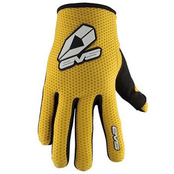 Мотоперчатки EVS Basic Yellow S