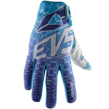 Мотоперчатки EVS Cell Purple S