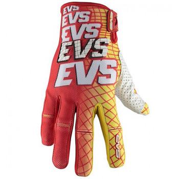 Мотоперчатки EVS Re-Run Red L