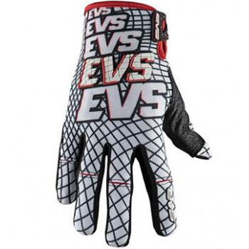Мотоперчатки EVS Re-Run White XL