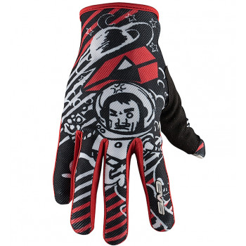 Мотоперчатки EVS Space Cowboy Red L