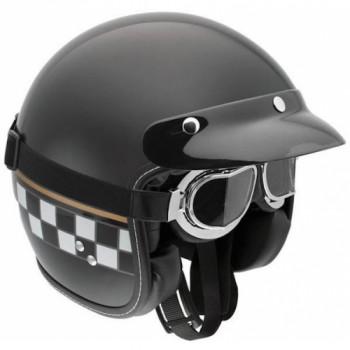 Мотошлем AGV RP60 Cafe Racer Black L